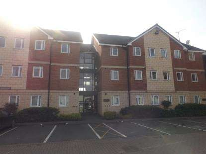 2 Bedrooms Flat for sale in Parkwood Court, Park Street, Kidderminster