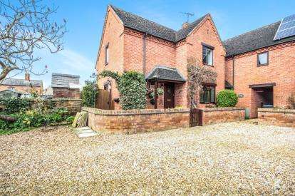 2 Bedrooms Semi Detached House for sale in Magdalen Mews, Friday Street, Stratford-Upon-Avon