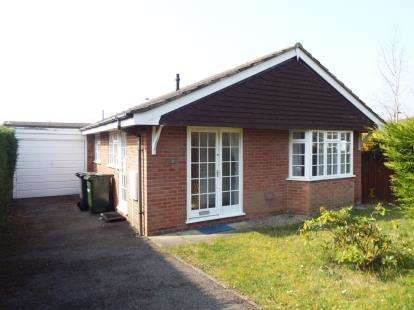 2 Bedrooms Bungalow for sale in Pennine Close, Warren Hill, Nottinghamshire