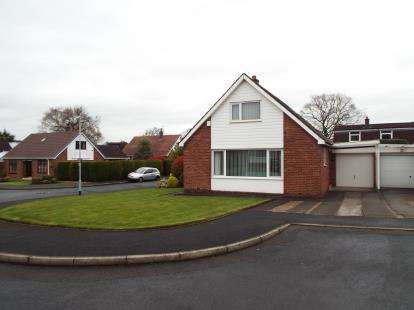 3 Bedrooms Bungalow for sale in Greensway, Broughton, Preston, Lancashire