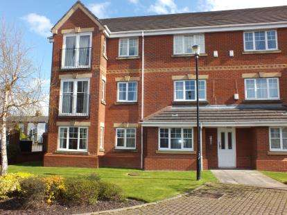 2 Bedrooms Flat for sale in The Tiger, Leyland Lane, Lancashire