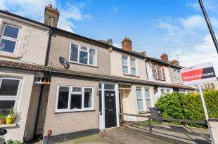 2 Bedrooms Terraced House for sale in Crunden Road, South Croydon