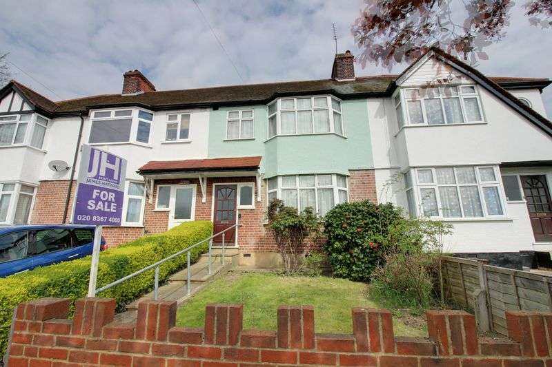 3 Bedrooms Terraced House for sale in Brodie Road, Enfield