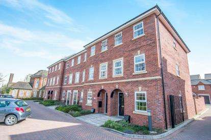 4 Bedrooms End Of Terrace House for sale in Caffrey Grove, Coleshill, Birmingham, Warwickshire