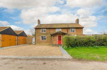 4 Bedrooms Detached House for sale in Church Lane, Yielden, Bedford, Bedfordshire