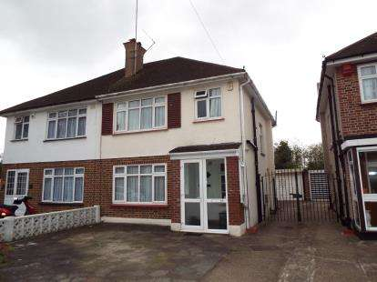 3 Bedrooms Semi Detached House for sale in Brookfield Crescent, Harrow
