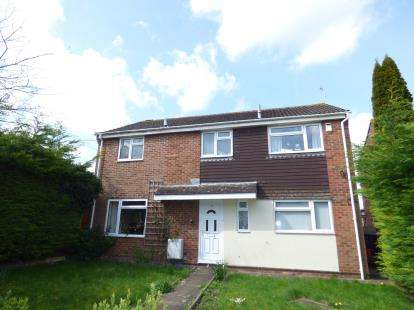 4 Bedrooms Detached House for sale in Wheatlands, Swindon, Wiltshire