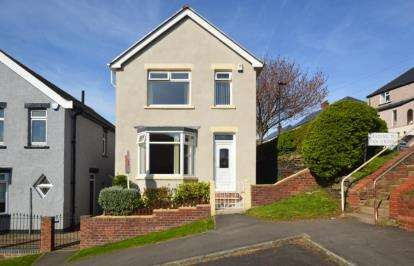 4 Bedrooms Detached House for sale in The Grove, Loxley, Sheffield