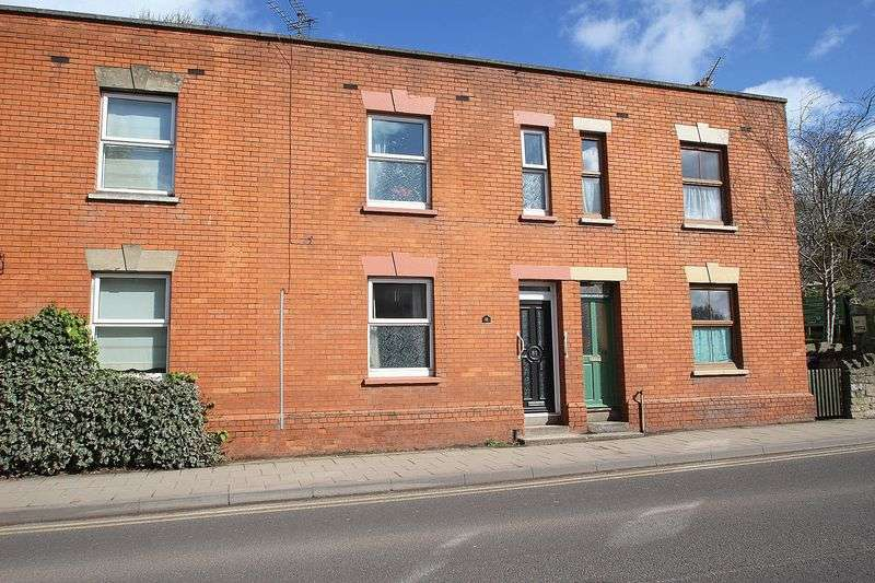 2 Bedrooms Terraced House for sale in Chilkwell Street, Glastonbury