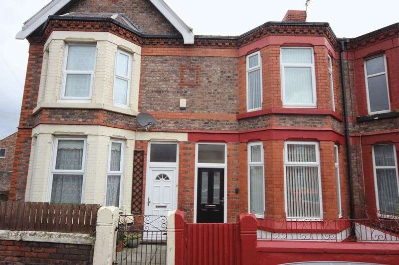 4 Bedrooms Terraced House for sale in Grange Road West, Birkenhead