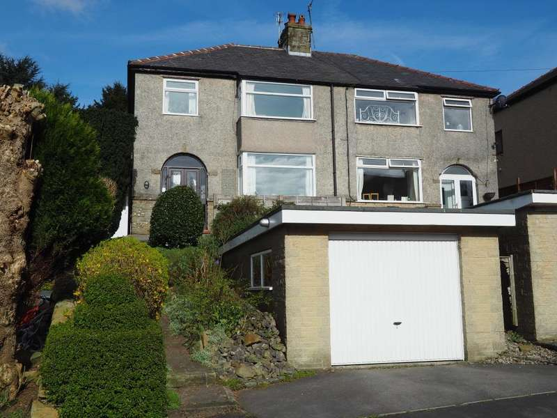 3 Bedrooms Semi Detached House for sale in Netherfield Road, Chapel-en-le-Frith, High Peak, Derbyshire, SK23 0PN