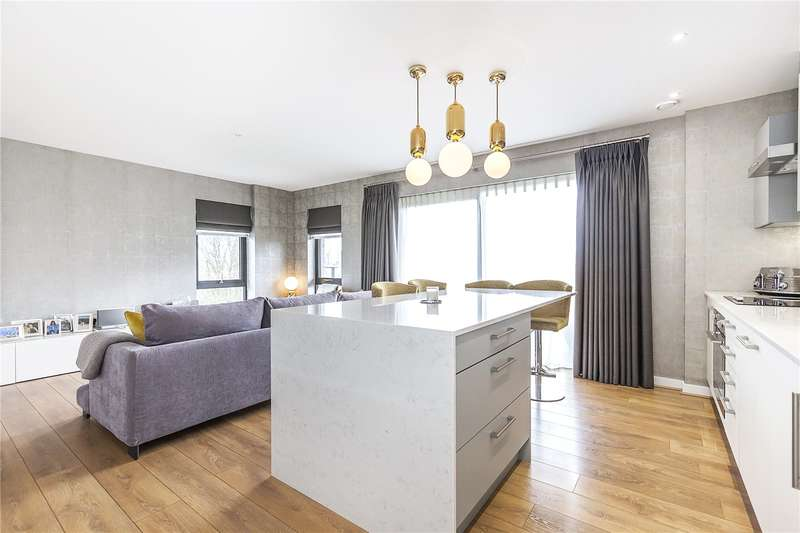 3 Bedrooms Flat for sale in Boathouse Apartments, 8 Cotall Street, London, E14