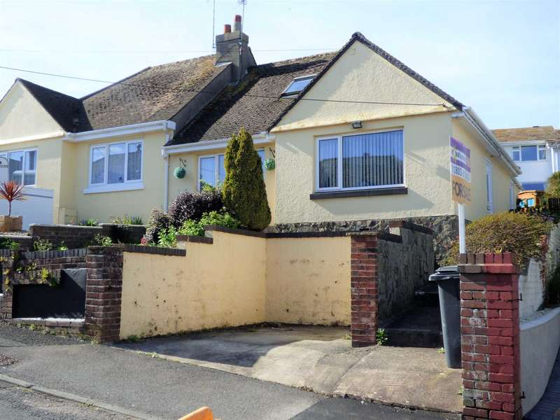 2 Bedrooms Semi Detached Bungalow for sale in Eden Grove, Paignton