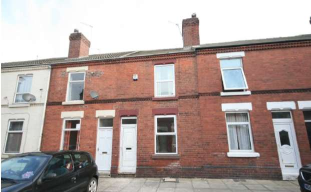 2 Bedrooms Terraced House for sale in Sheardown Street Hexthorpe