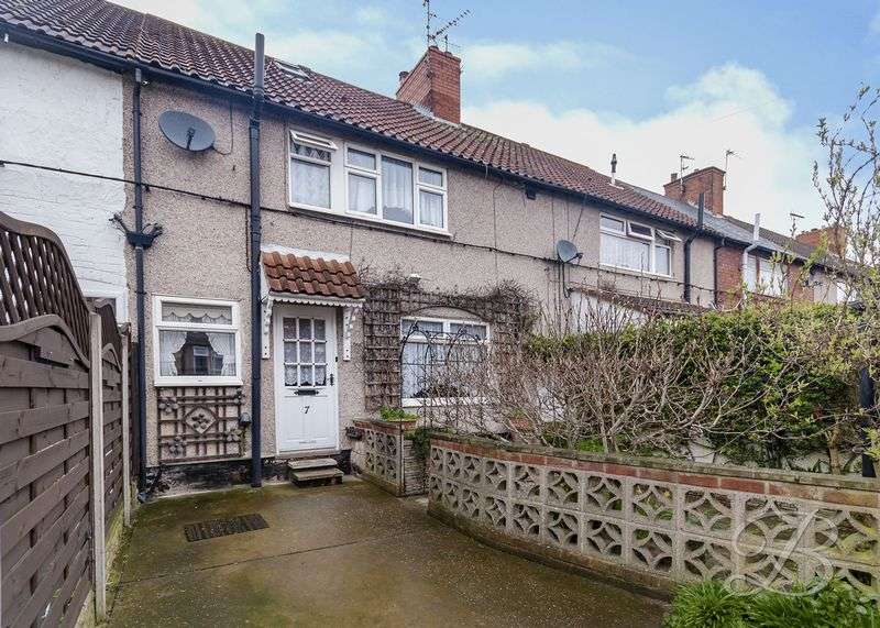 3 Bedrooms Terraced House for sale in Sixth Avenue, Mansfield