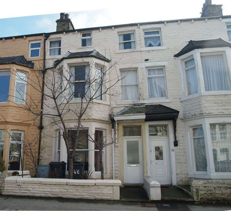 1 Bedroom Property for sale in 46 Westminster Road, Morecambe