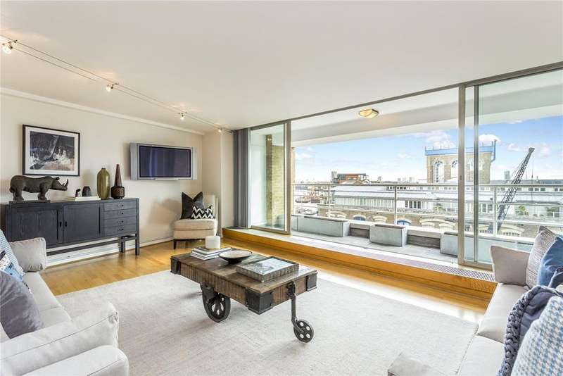 2 Bedrooms Apartment Flat for sale in Shad Thames, London, SE1