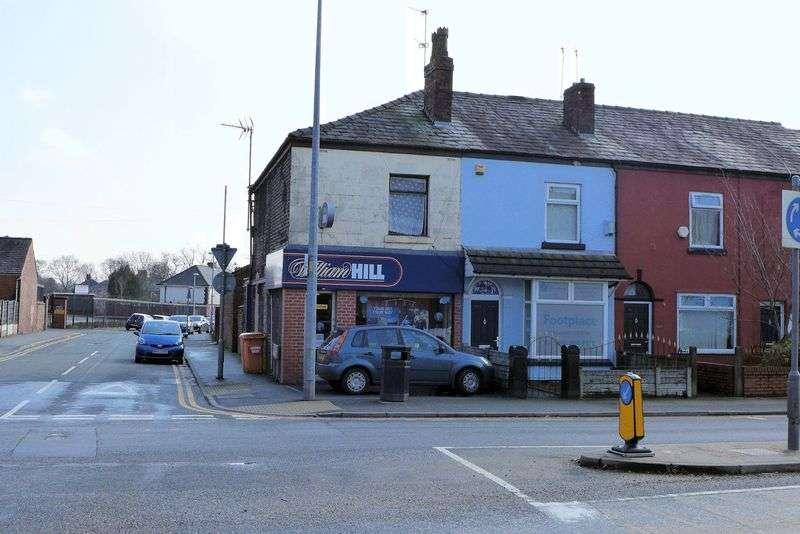 Flat for sale in Walkden Road, Walkden