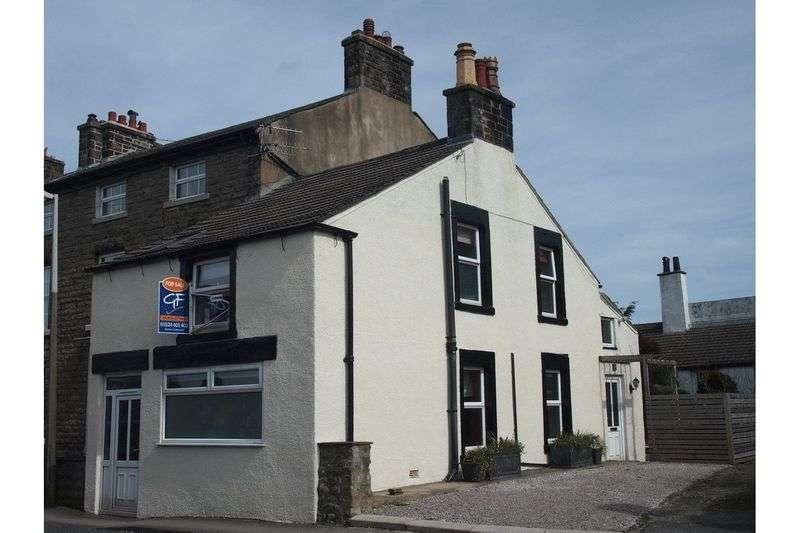 2 Bedrooms Cottage House for sale in Hest Bank Lane, Lancaster