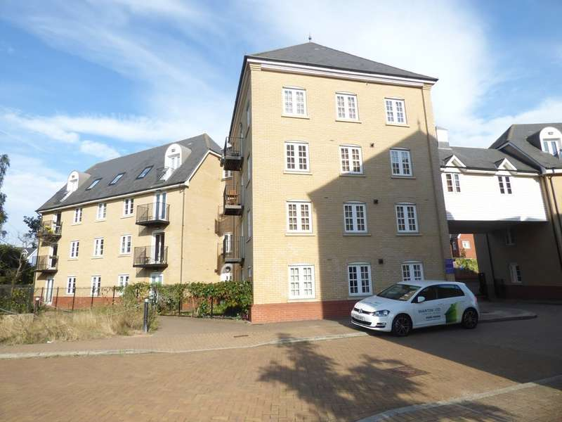 2 Bedrooms Apartment Flat for sale in Grsovenor Place, East Hill