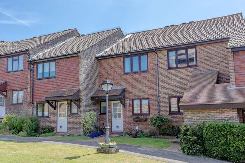 2 Bedrooms Terraced House for sale in St Aubyns Mead, Rottingdean, Brighton BN2