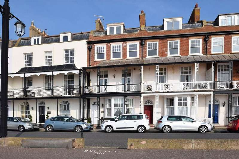 2 Bedrooms Flat for sale in Curzon House, 8 The Esplanade, Sidmouth, Devon