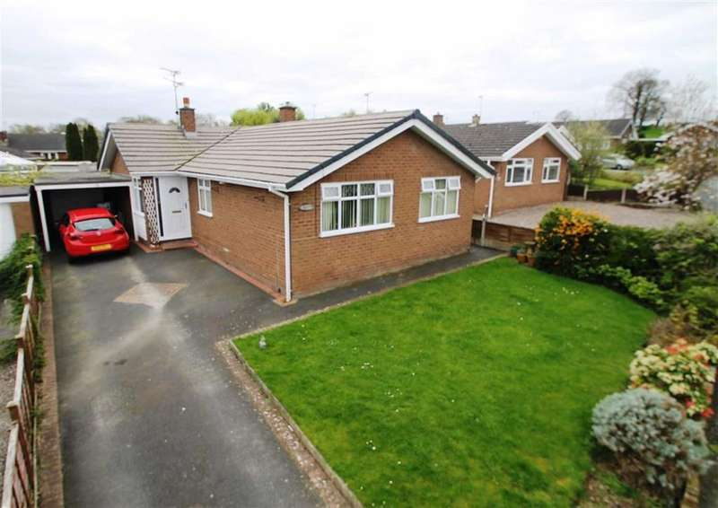 3 Bedrooms Detached Bungalow for sale in Kirkett Avenue, Higher Kinnerton