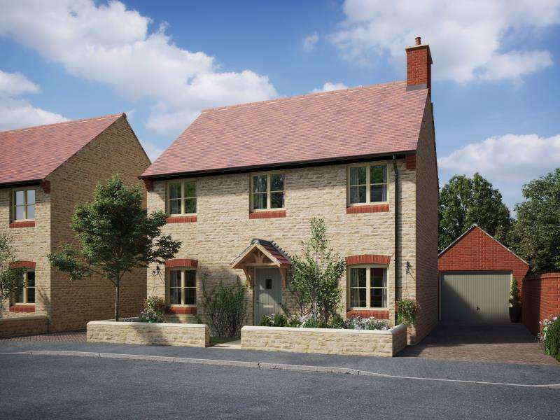4 Bedrooms House for sale in The Meadows, Old Stratford, Milton Keynes, Northamptonshire