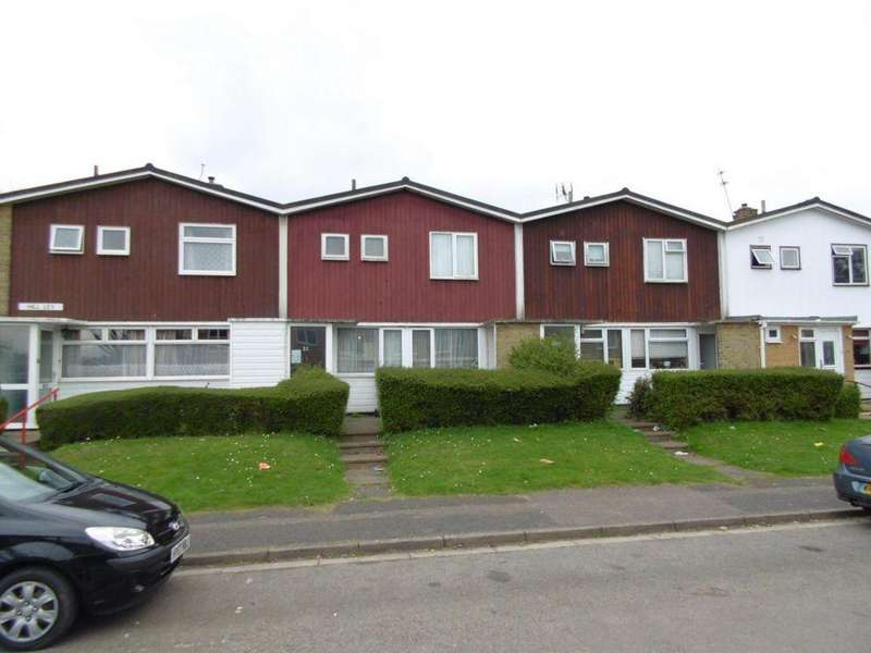 3 Bedrooms Terraced House for sale in Hill Ley, Hatfield, AL10