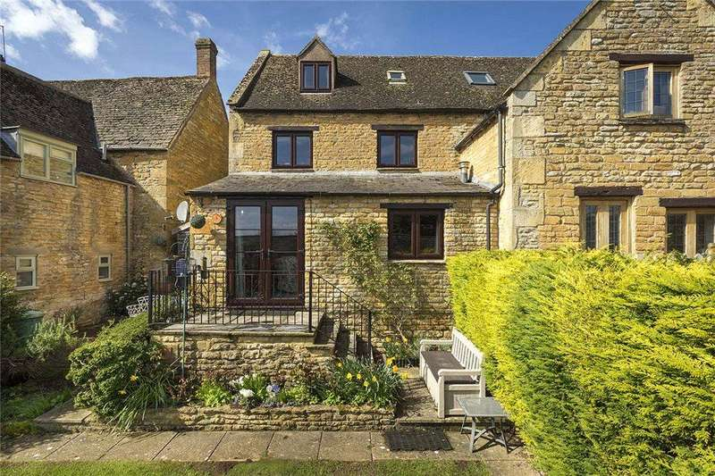 3 Bedrooms Barn Conversion Character Property for sale in High Street, Longborough, Gloucestershire, GL56