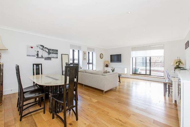 2 Bedrooms Flat for sale in Pembroke Road, Kensington, W8