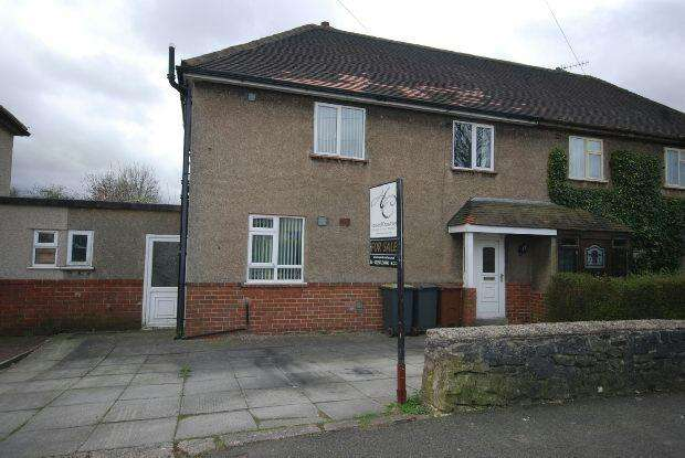 3 Bedrooms Semi Detached House for sale in Victoria Park Road, Fairfield, Buxton