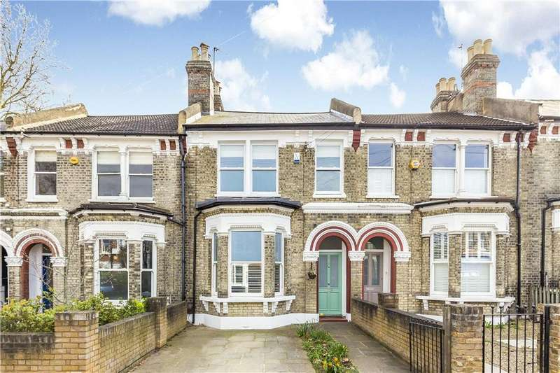 5 Bedrooms Terraced House for sale in Piermont Road, East Dulwich, London, SE22