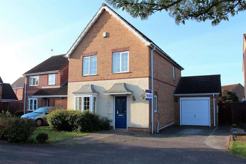 3 Bedrooms Detached House for sale in Pilgrim Gardens, Fishtoft, Boston
