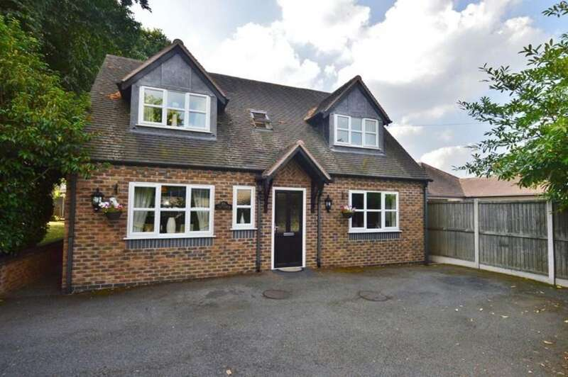 3 Bedrooms Detached House for sale in The Limes, Sandy Lane, Rugeley