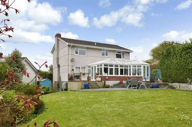 4 Bedrooms Detached House for sale in Wain Park, Plymouth, Devon