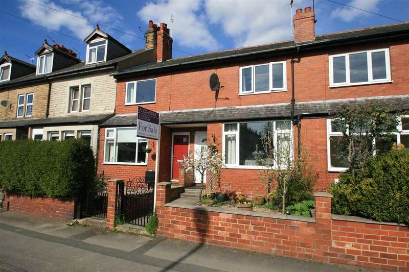 2 Bedrooms Terraced House for sale in 27 Forest Avenue, near Starbeck train station, Harrogate HG2 7JJ