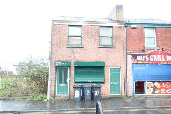 2 Bedrooms Commercial Property for sale in Meadow Street, Preston