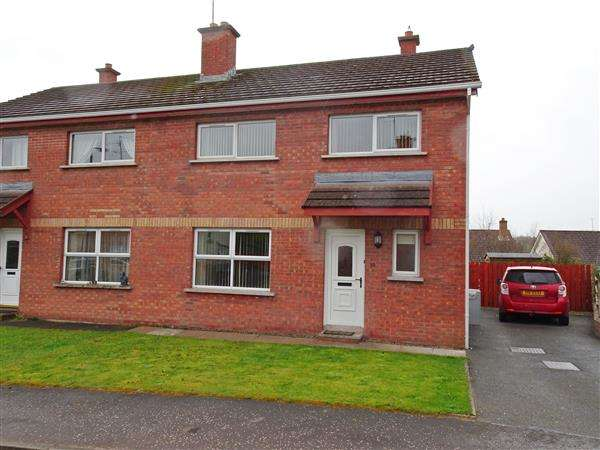 3 Bedrooms Semi Detached House for sale in 10 College Park Lane