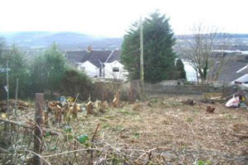 Land Commercial for sale in Caradoc Street, Merthyr Tydfil