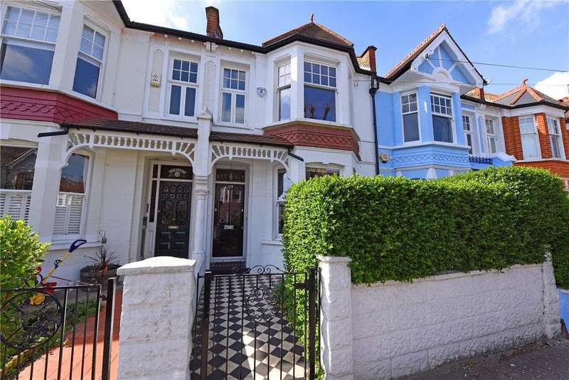 5 Bedrooms Terraced House for sale in Elborough Street, London, SW18