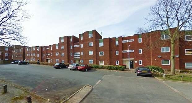 2 Bedrooms Flat for sale in Burford, Telford, Shropshire