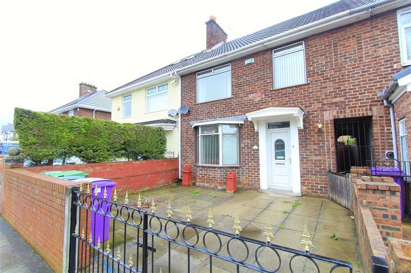 3 Bedrooms Town House for sale in The Beechwalk, Knotty Ash, Liverpool