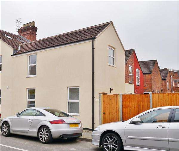 2 Bedrooms End Of Terrace House for sale in Newton Street, Grantham