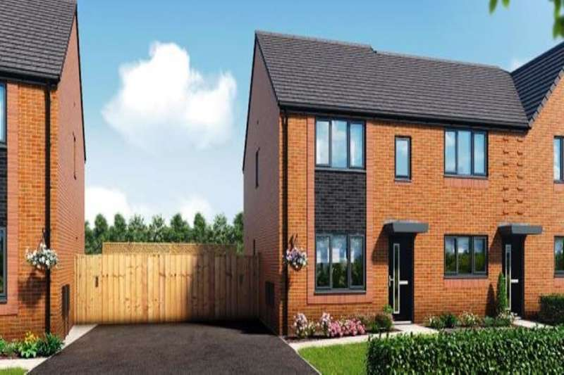 3 Bedrooms Semi Detached House for sale in Whit Lane, Salford, M6