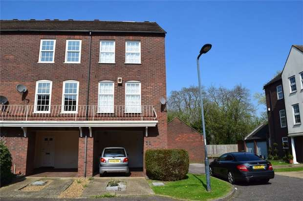 3 Bedrooms End Of Terrace House for sale in Park Crescent, Twickenham