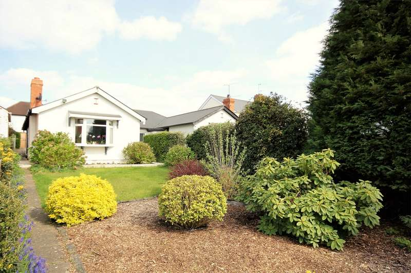 3 Bedrooms Semi Detached Bungalow for sale in Northwick Road, Northwick, Worcester