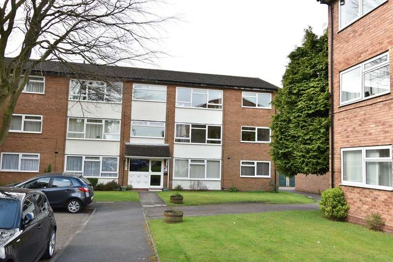 2 Bedrooms Flat for sale in Moor Green Lane, Moseley
