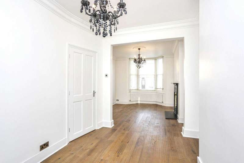 3 Bedrooms Apartment Flat for sale in Mabley Street, Hackney