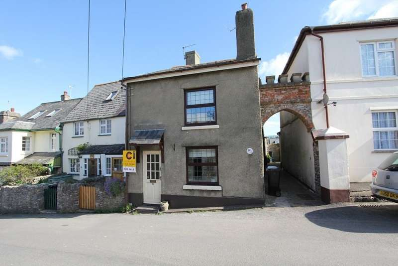 3 Bedrooms Cottage House for sale in North Street, Ipplepen